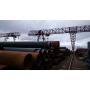 Предлагаем стальные трубы б/у от 1м.п. до 1000тонн.   Санкт-Петербург