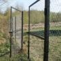 Ворота с сеткой или прутьями   Липецк