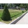 Бордюрный камень производства Завод тротуарной плитки EcoStone вибрпрессованный 780х300х150 мм Казань