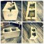 Блоки керамзитобетонные и пескоцементные от производителя HONIK  Москва