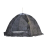 Палатка зимняя рыболовная ПЗ 6-4 4-х местная Зимний лес Уралзонт палатка зонт Екатеринбург