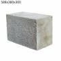 Блок полистиролбетонный Д-400 двойной   Челябинск