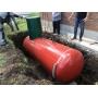 Газгольдер высокие патрубки Спецгаз 2700 литров Москва