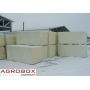 Сэндвич-панели на основе утеплителя из пенополиизоцианурата(PIR) Agrobox com Сэндвич-панели Набережные Челны