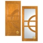 """Межкомнатная филенчатая дверь из массива сосны """"Евро""""   Йошкар-Ола"""