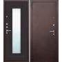 Входная металлическая дверь Царское Зеркало (венге)   Челябинск