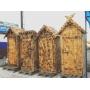 Хозблок, сарай, туалет деревянный   Тюмень