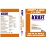 Сухие смеси от производителя KRAFT штукатурка гипсовая Челябинск