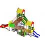 Детские игровые площадки, песочницы, горки, карусели   Самара