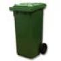 Мусорные контейнеры пластиковые  от 120 литров и до 1100 литров Брянск