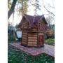Домики для колодцев. Фото и цены на колодезные домики.   Москва