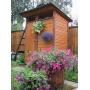 Изделия из дерева: туалет, душ садовые, будки для собак,  деревянные ограждения Ростов-на-Дону