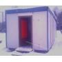 Продается строительный вагончик, бытовка 3м*6м   Иркутск