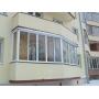 Пластиковые лоджии и балконы из профиля GEАLAN  , MACO Нижний Новгород
