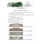 Формы заборов и столбов из АБС пластика ООО Мастера форм  Белгород