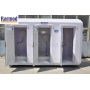 Туалетные кабины и мобильные душевые Кармод  Турция