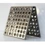 Напольное покрытие из металлической плитки АвтоСпецМаш Плитка металлическая Набережные Челны